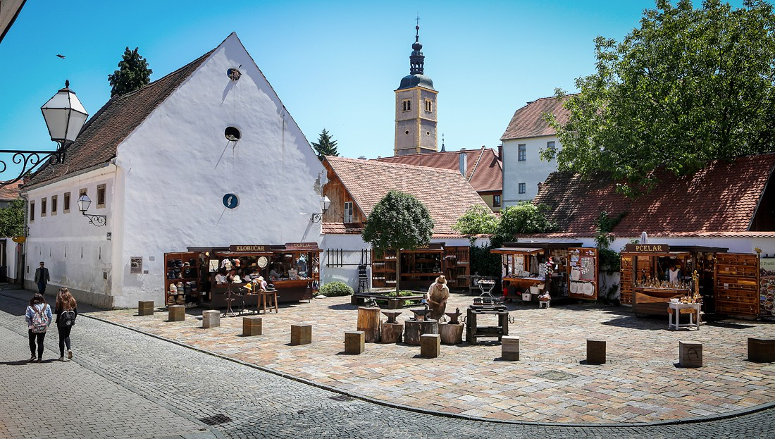 The Traditional Crafts Square